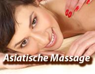 Asiatische Massage
