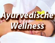 Ayurvedische Wellness