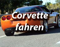 Corvette fahren