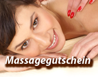 Massage - Wellness und Massagegutscheine