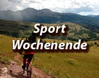 Sport-Wochenende