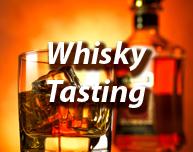 Angebote, Standorte zum Whisky Tasting