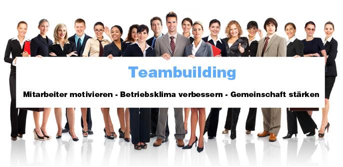 Erlebnisgeschenke als Team, Incentives