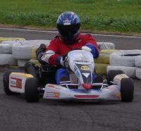 Kart fahren Kind