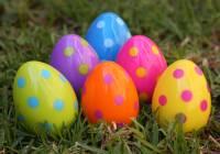 Besonderes Geschenk fuer Ostern