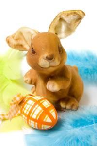 Geschenk zu Ostern
