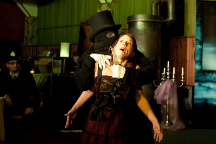 Jack the Ripper hat in London sein vermeintlich nächstes Opfer gefunden.